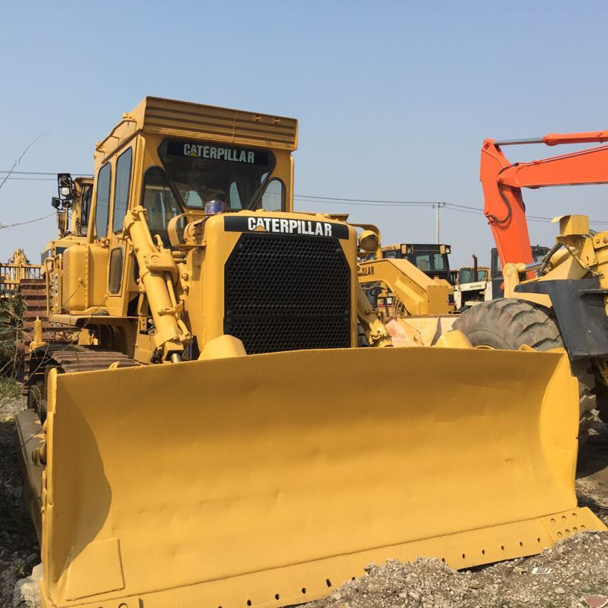 Used Crawler Bulldozer CAT D7G