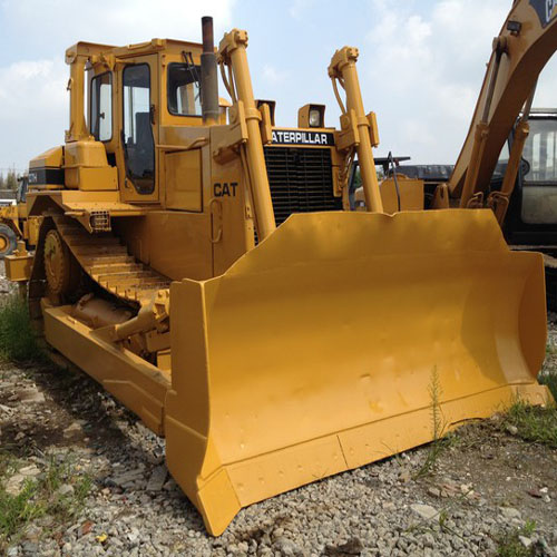Used Crawler Bulldozer CAT D7H