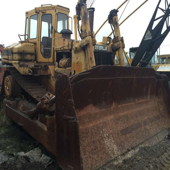 Used Crawler Bulldozer CAT D8L