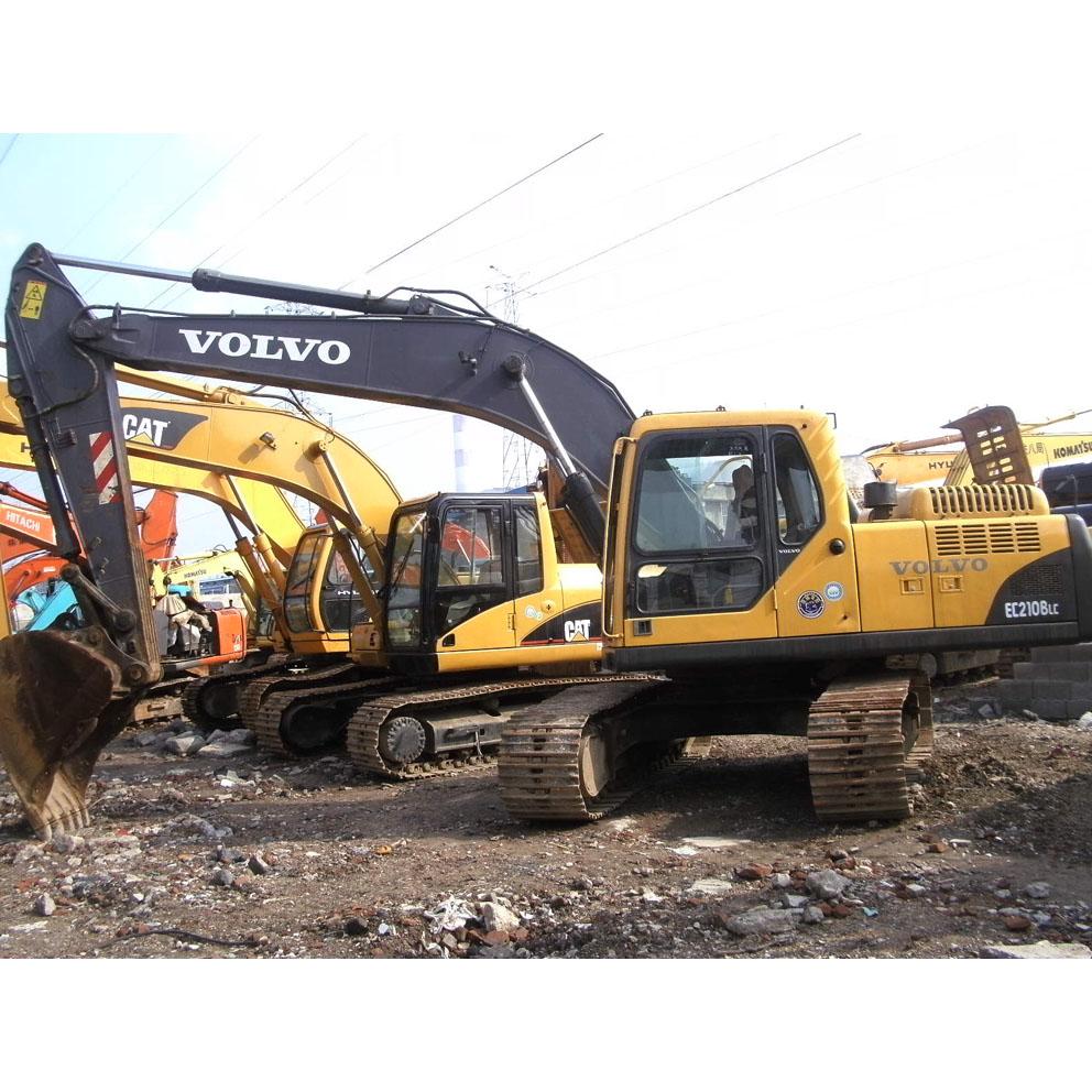 Excavadora de cadenas usada VOLVO EC210BLC