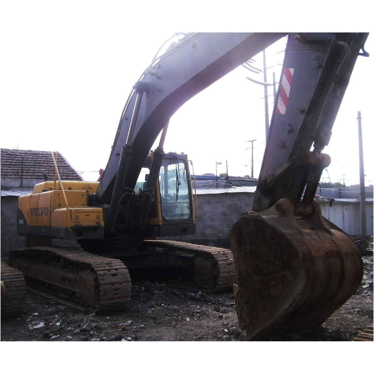 Excavadora de cadenas usada VOLVO EC360BLC