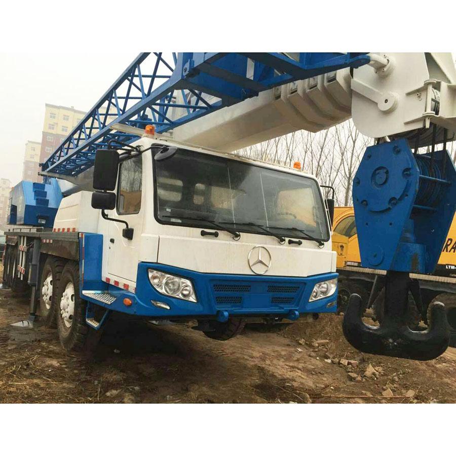 مستعملة موبايل شاحنة رافعة تادانو GT1200EX