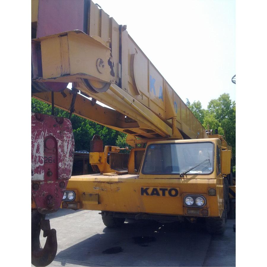 Used Mobile Truck Crane KATO NK-800E