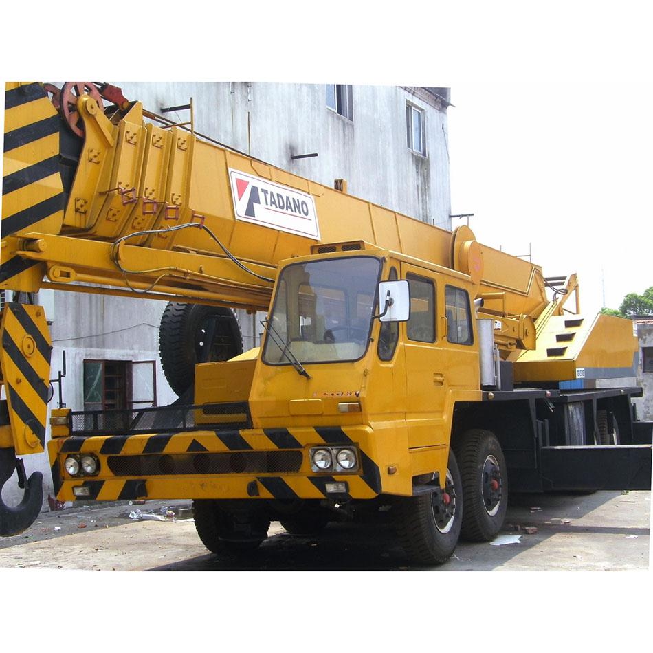 Used Mobile Truck Crane Tadano TG500E