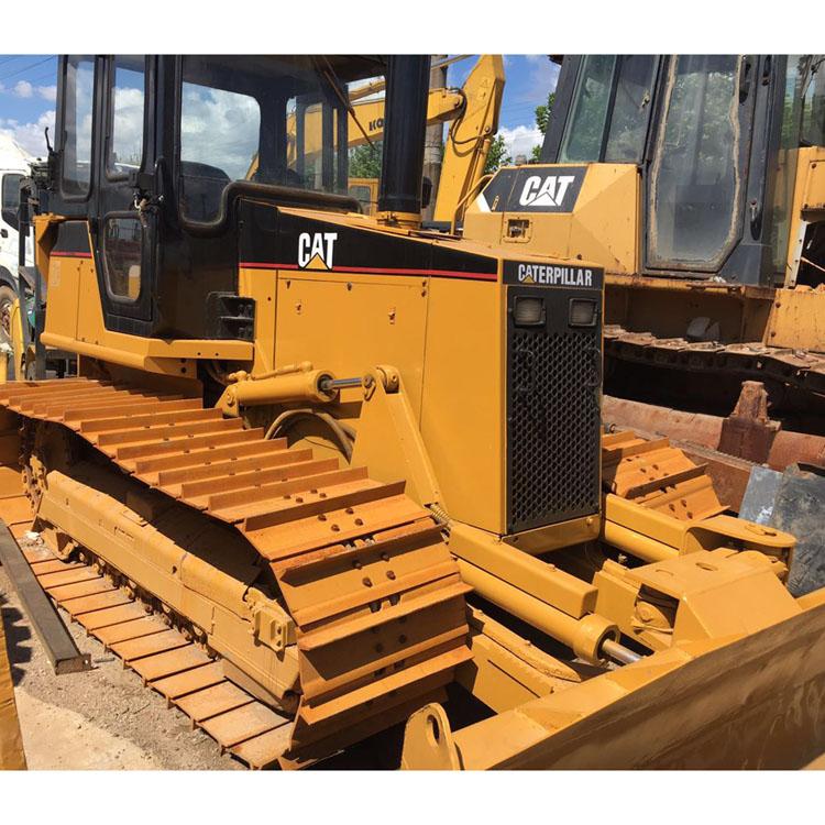 Used Crawler Bulldozer CAT D4C