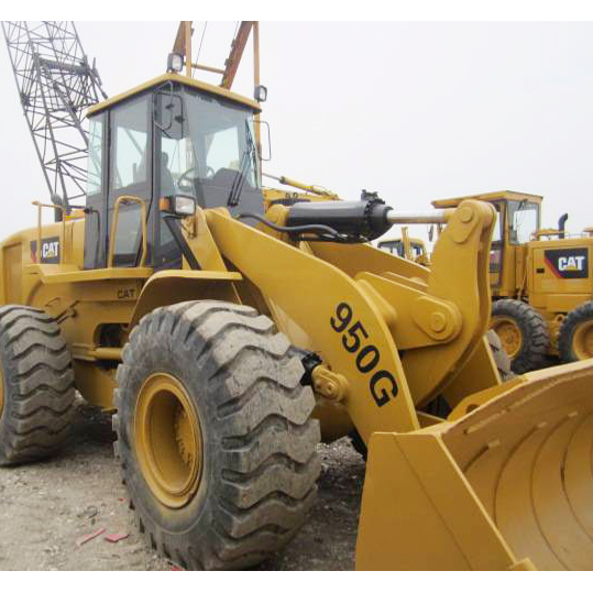 Used wheel loader CAT 950G