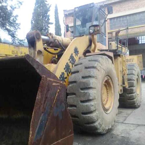 Occasion chargeuse sur pneus Komatsu WA600