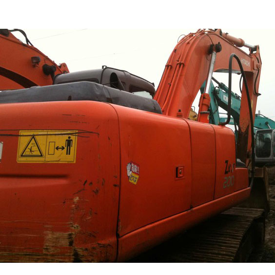 Used Crawler Excavator Hitachi zx200